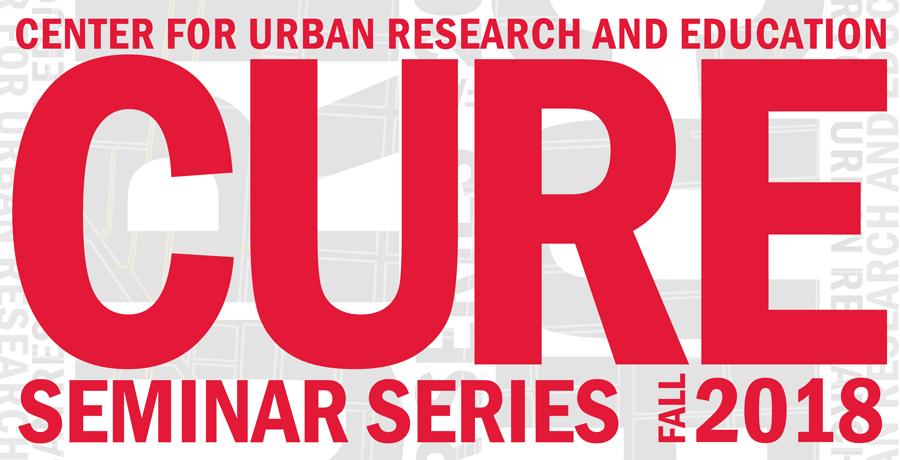 CURE Seminar Series Fall 2018 Schedule Poster
