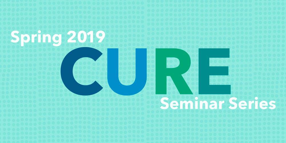 CURE Seminar Header image