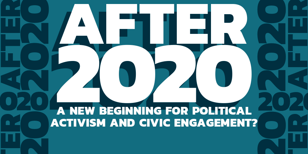 After 2020 roundtable event header